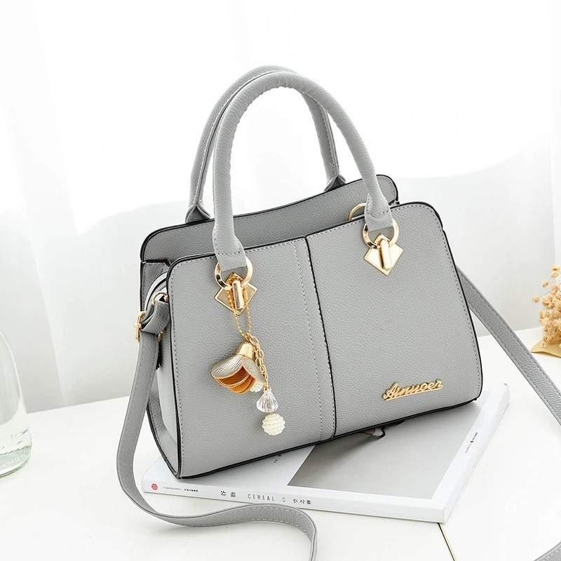 3975dc818ce Premium PU leather women's handbag ladies Purse shoulder messenger  crossbody bags