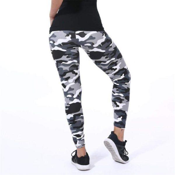 Camouflage Legging for women