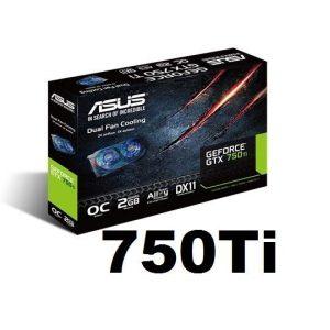Asus GTX-750Ti
