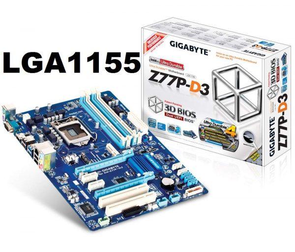 Gigabyte GA-Z77P
