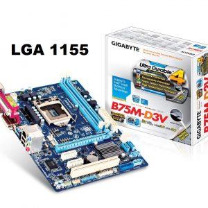 Gigabyte GA-B75M