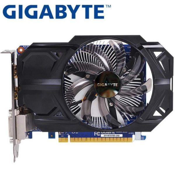 Gigabyte GTX-750Ti