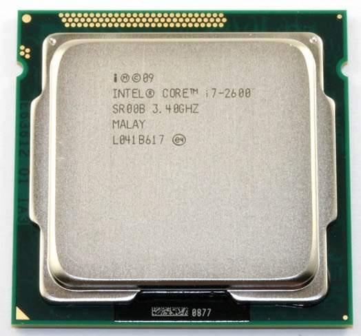 Core i7-2600