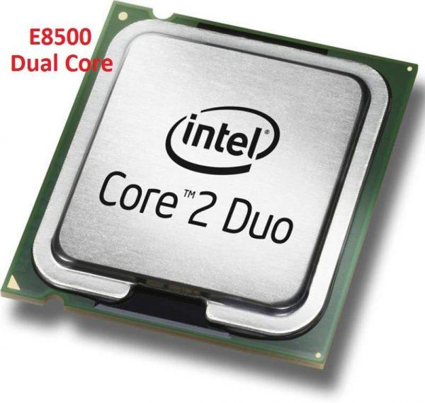 intel dual core