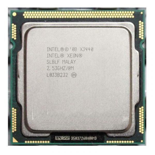Xeon X3440
