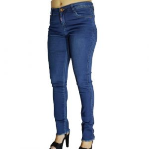 Levis women Jeans Blue Slim Fit Stretchable